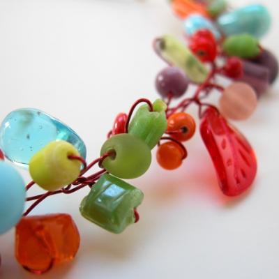 Farandole multicolore Sof